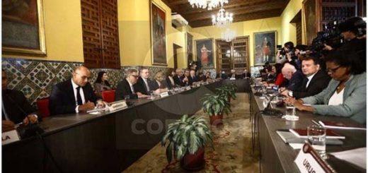 El motivo por el que EEUU se ausentó de la reunión sobre Venezuela en Lima