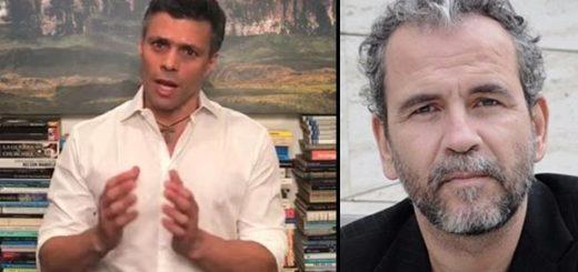 Actor español celebró encarcelamiento de Leopoldo López