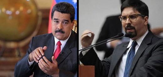 Nicolás Maduro /Freddy Guevara |Composición: Notitotal