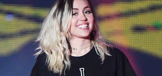 Miley Cyrus, cantante estadounidense |Foto cortesía