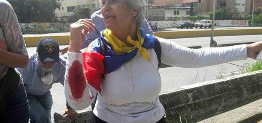 Represión contra opositores | Foto: La Patilla
