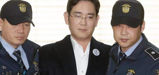 Heredero de Samsung,  Lee Jae-Yong   Foto: EFE