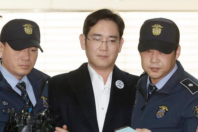 Heredero de Samsung,  Lee Jae-Yong | Foto: EFE