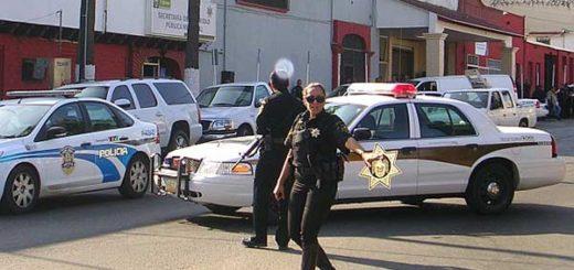 Policía de Tijuana | Foto referencial