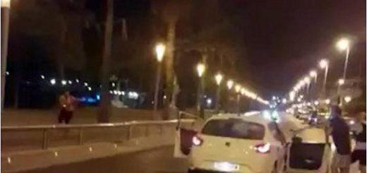 Terrorista abatido | Foto: Captura de video