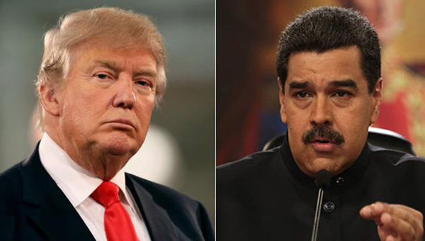 Donald Trump responde a solicitud de Nicolás Maduro | Composición Notitotal