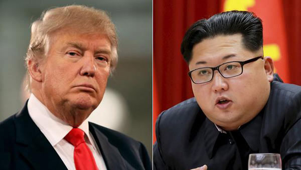 Donald Trump amenaza a Corea del Norte | Composición Notitotal