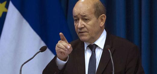 Jean-Yves Le Drian, Ministro de Relaciones Exteriores en Francia | Foto: Cortesía