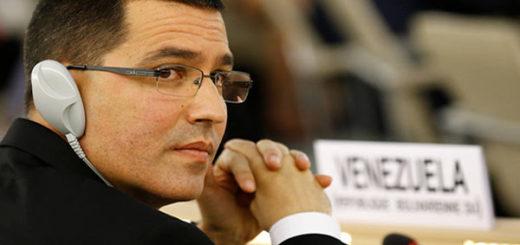 Arreaza representará a Venezuela en la Asamblea General de la ONU