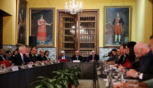 Cancilleres de doce países se reúnen en Nueva York para evaluar crisis de Venezuela | Foto: Reuters