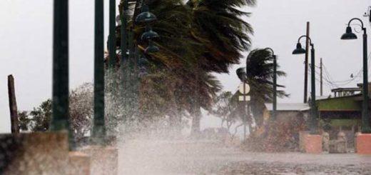 Huracán María provoca desbordamiento de varios ríos en Puerto Rico | Foto: Cortesía