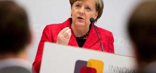 Canciller de Alemania, Angela Merkel | Foto: AFP