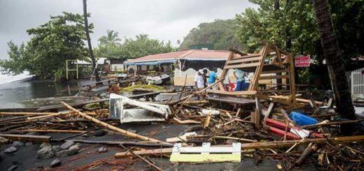 Huracán María dejó 15 muertos en la isla Dominica | Foto: Cortesía