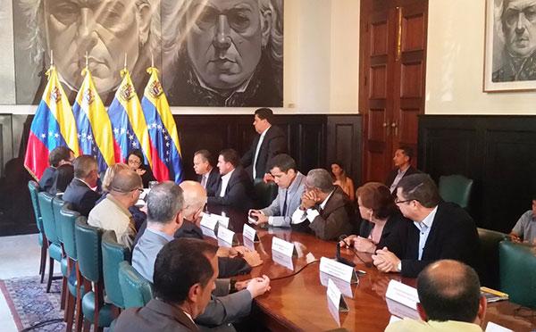 Comisión Delegada de la AN aprobó acuerdo sobre Inmunidad Parlamentaria | @AsambleaVE