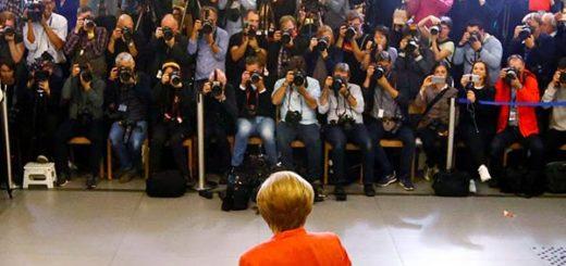 Angela Merkel |Foto: Reuters