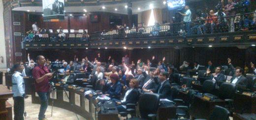 AN rechaza nueva prórroga ilegal del Estado de Excepción y Emergencia Económica | Foto: @AsambleaVE