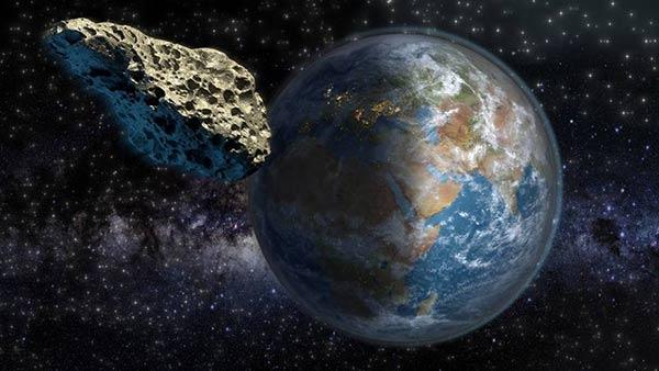 Flores es el asteroide más grande que se ha acercado a la tierra |Foto: El Universal