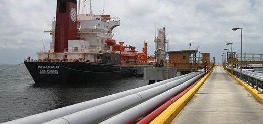 Buques petroleros, con aditivos para gasolina, se alejan de Venezuela por falta de pago y paso de huracanes | Foto: Referencial