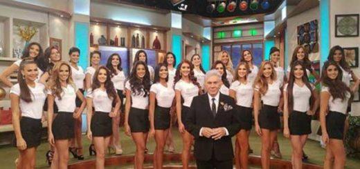 Seleccionadas las 24 candidatas al Miss Venezuela 2017 | Foto: @MissVenezuela