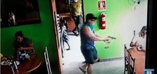 Así asesinaron a jefe de mafia fronteriza en restaurante de Maracaibo