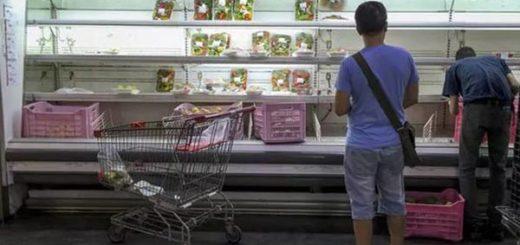 Supermercado en Venezuela |Foto: EFE