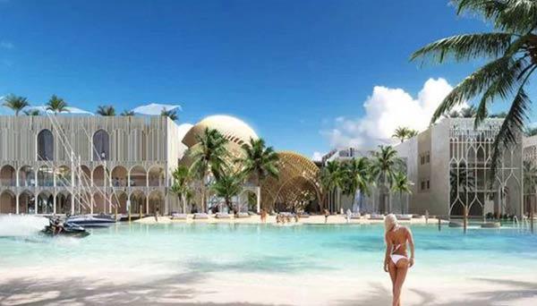 Dubai pretende construir su propia Venecia |Foto: Infobae