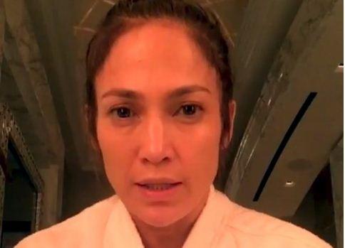 Jennifer López, cantante y actriz puertorriqueña |Captura de video
