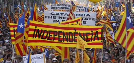 Fallida independencia de Cataluña  | Foto cortesía