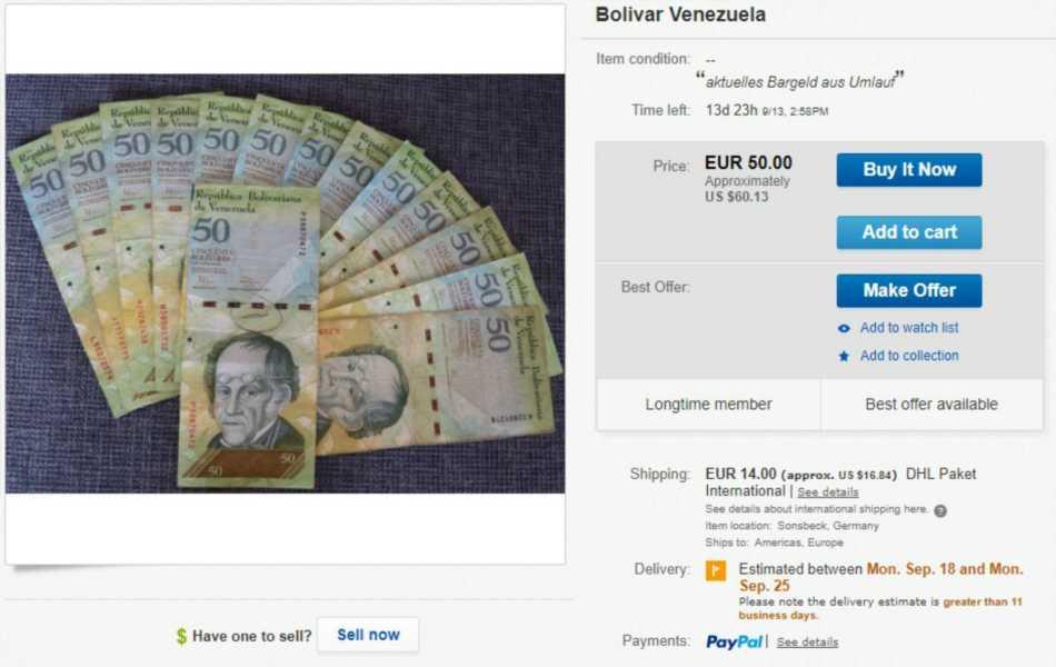Colección-de-billetes-de-50-bolívares