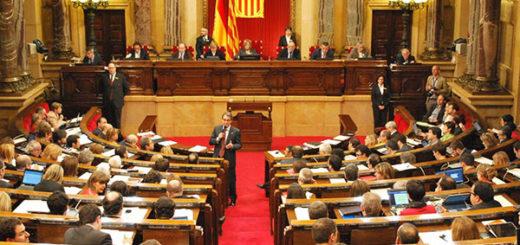 Fiscalía española demandará al gobierno catalán por referéndum | Foto:  Agencias