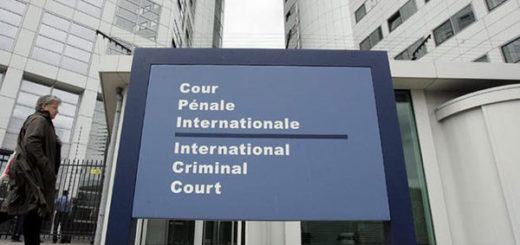 Venezolanos en España denuncian a Maduro ante la Corte Penal Internacional | Foto: DPA