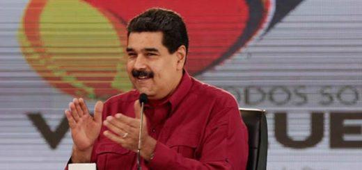 Maduro anunció que fábrica de caramelos de coca será construida en Venezuela | Foto: @PresidencialVen