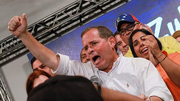 Juan Pablo Guanipa, gobernador electo de Zulia | Foto: Twitter