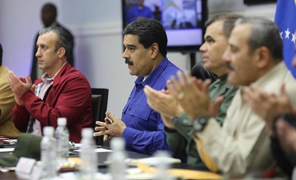 Presidente Nicolás Maduro   Foto: @PresidencialVen