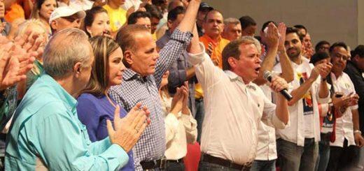 Manuel Rosales, dirigente opositor en el estado Zulia | Foto: Twitter
