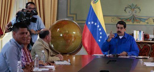 Presidente Nicolás Maduro   Foto: @VTVcanal8