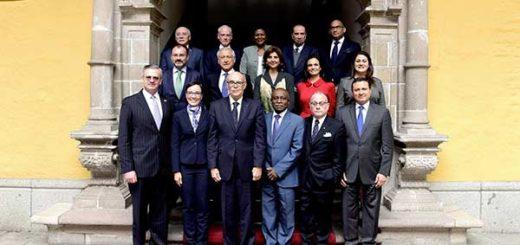 Perú convocó reunión de cancilleres en la ONU para abordar situación de Venezuela | Foto: Twitter