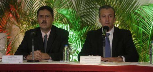 Vicepresidente Tareck El Aissami | Foto: Twitter
