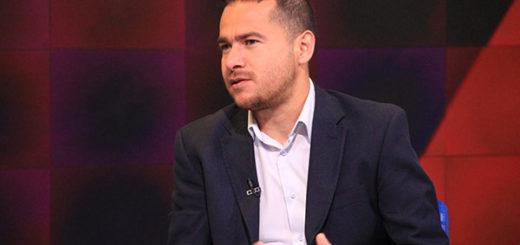 Ricardo Sánchez, Constituyentista | Foto: @VTVcanal8