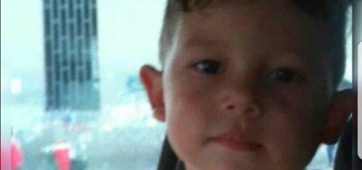El niño llevaba días desaparecidos |Foto: Twitter