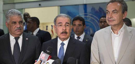 Exploración de diálogo entre el Gobierno y la oposición continuará este jueves en Santo Domingo | Foto: EFE