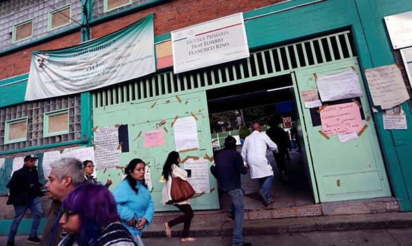 Escuela México |Foto: Reuters