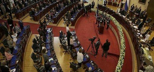 Crisis venezolana divide opiniones al cierre de sesión Eurolat en El Salvador | Foto: vía Twitter