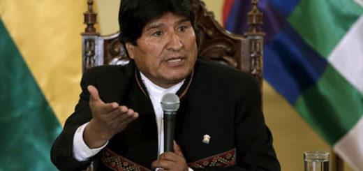 El presidente de Bolivia, Evo Morales | Foto: Archivo