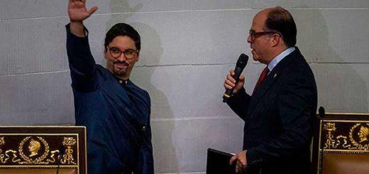 Freddy Guevara acompañará a Julio Borges en gira internacional |Foto cortesía