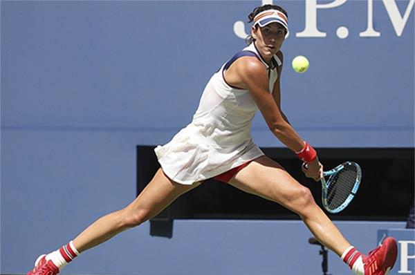 Garbiñe Muguruza, tenista española venezolana |Foto: Twitter