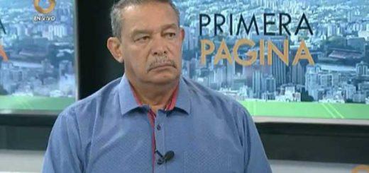 El gobernador del estado Vargas, Jorge Luis García Carneiro | Captura de video