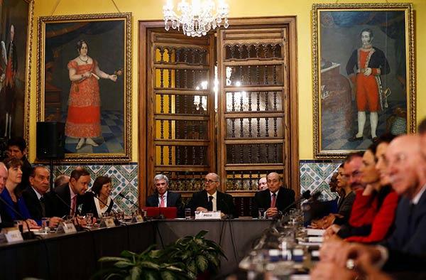 Grupo de Lima |Foto: Reuters