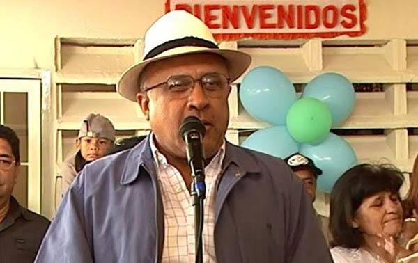 Exgobernador de Monagas, Guillermo Call |Foto: Nota de prensa
