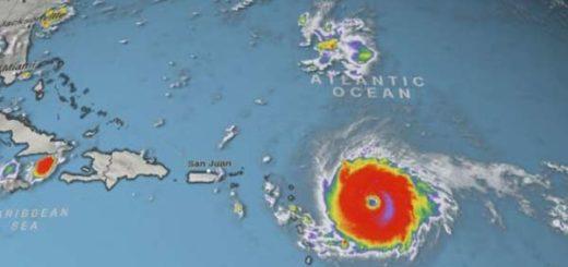 Huracán Irma enciende las alarmas en el caribe y en el sur de EEUU |Foto: CNN